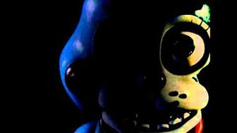 FNaF 2 - Synthetic Agony Deeper Voice