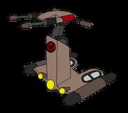 VA- M448-GHG 'Strafer' Glider