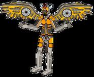 Arbasus Kraan (Santha Kraans Helmet and Wings)