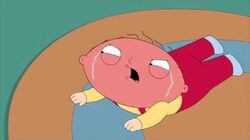 Family Guy Stewie's Tantrum