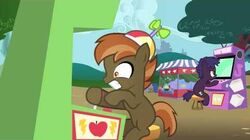 ☆ MLPFiM - Deleted Scene (Hearts and Hooves Day) - Video by JanAnimations