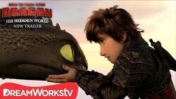 HOW TO TRAIN YOUR DRAGON THE HIDDEN WORLD Official Trailer 2