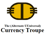 The AUU Currency Troupe Symbol