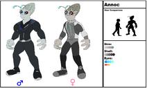 Annoc Species