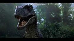 Jurassic Park 3 Raptor Attack Udesky's Death