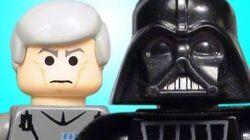 Lego Star Wars - Vader's Intervention
