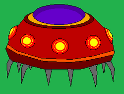 Purple Barnabot