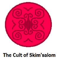 Cult of Skim'salom Logo'