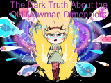 The Dark Truth of the Old Mewman Dimension