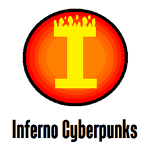 Inferno Cyberpunks Symbol