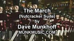 March of the Wooden Soldiers - Instrumental Rock Guitar- Nutcracker Suite