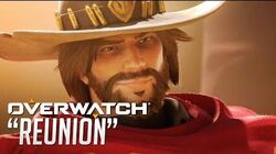 """OVERWATCH Official Animated Short """"Reunion"""" - Ashe Reveal BlizzCon 2018"""