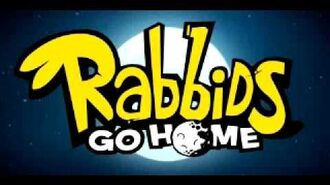 Rabbids Go Home Music - Bãtutã Din Moldova
