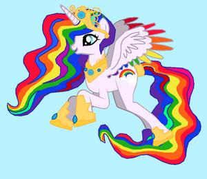 Princess Chromestica