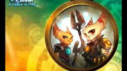 Ratchet & Clank A Crack in Time Heroes Collide