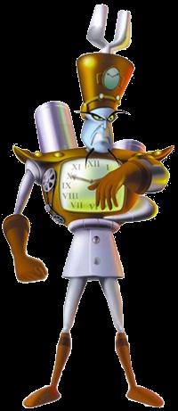Doctor N. Tropy