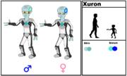 Xuron Species