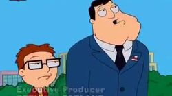 American Dad! Steve at the CIA