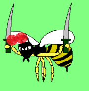 Japanese Angry Bee
