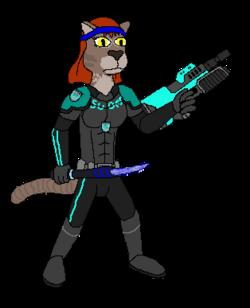 Agent Shuriken