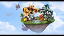 Skylanders Giants - Kaos' Theme