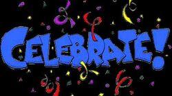 Celebrate Good Times..