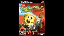Spongebob Creature from the Krusty Krab Music - Revenge of the Giant Plankton Monster