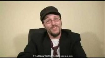 "Nostalgia Critic - ""No"" Scene - (Shortened Version)"