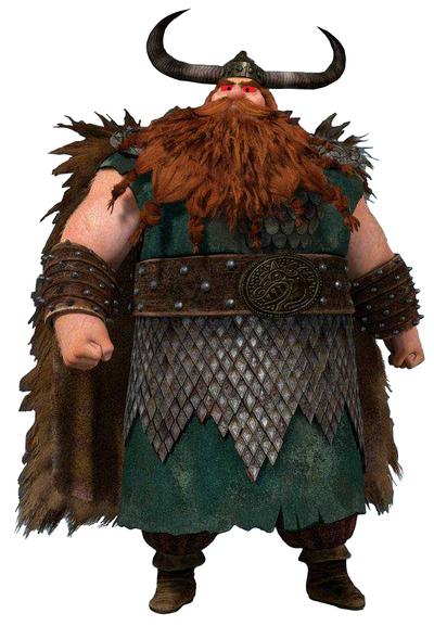 Fake Stoick