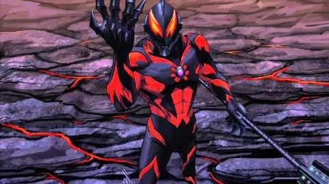 Ultraman Belial Toxic Love