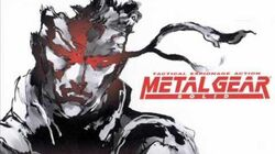 Metal Gear Solid OST Rex's Lair