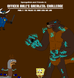 Officer Axle's Greatest Challenge Part 2