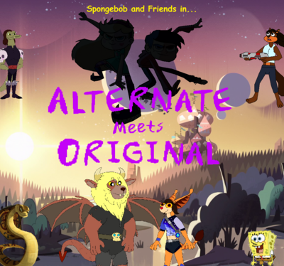 Alternate Meets Original