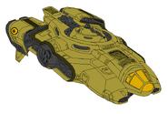Globex HCF-367 'Cargonaught'