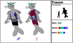 Traxon Species