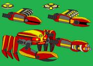 Base Yellow Crabbot