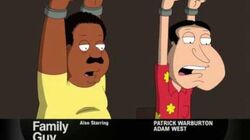 Family Guy Direct TV comedy skit
