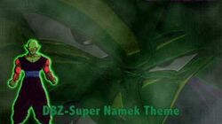 DBZ-Super Namek Theme