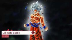 Dragon Ball Super Soundtrack Full Ultimate Battle Akira Kushida Lyrics