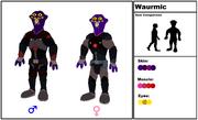 Waurmic Species