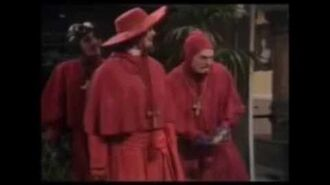 """12 minutes of Monty python's """"NOBODY EXPECTS THE SPANISH INQUISITION"""""""