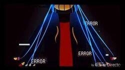 Error sans singing can't be erased