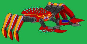 King Crabbot