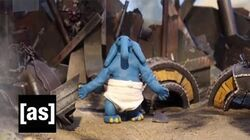 Max Rebo's Got a Gig Robot Chicken Adult Swim