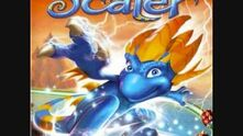 Scaler Music Title Screen