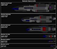 Rabodan Spacecrafts