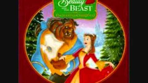 Beauty and the Beast Enchanted Christmas-