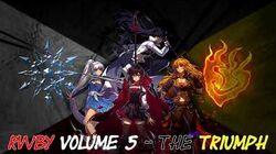 (OFFICIAL) The Triumph - RWBY Volume 5 Official Soundtrack