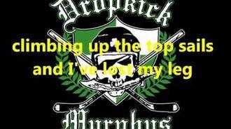 Dropkick Murphys-I'm Shipping Up to Boston with lyrics