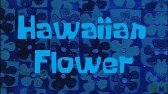SpongeBob Production Music Hawaiian Flower